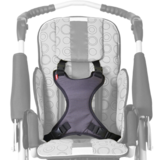 H-style harness COMFORT
