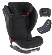 iZi Flex FIX i-Size Black Car Interior