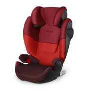 Cybex Solution M-fix Rumba Red 2020