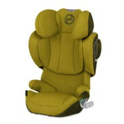 Cybex Solution Z i-Fix PLUS Mustard Yellow 2021